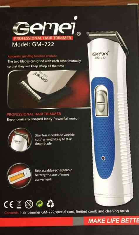 gemei-rechargeable-hair-and-beard-trimmer-model-gm-722