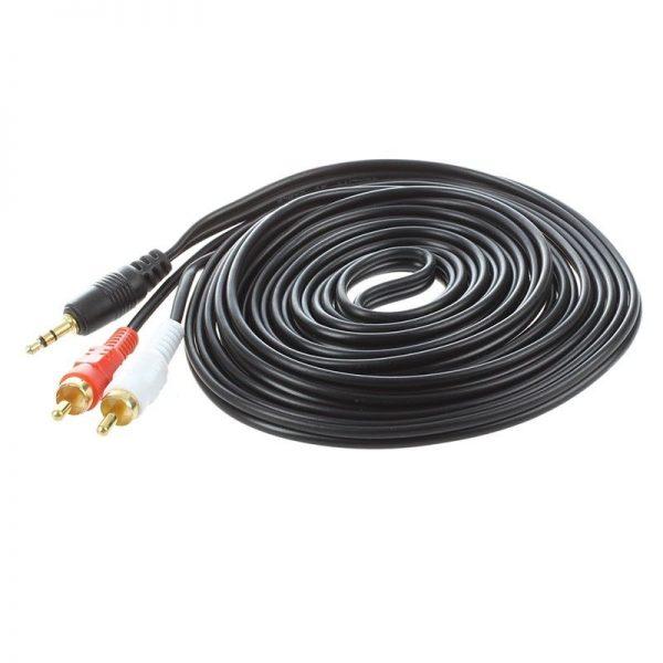 av cable,2 RCA 1 AV Cable