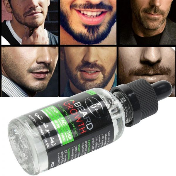 Buy Beard Growth Oil Fast Enhance Facial Whiskers 1
