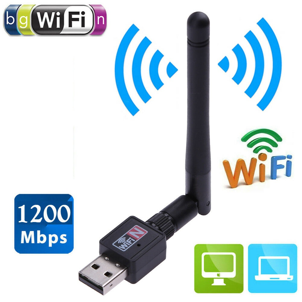 wfif dongle adapter 1200Mbps
