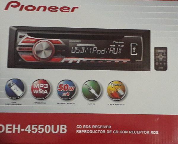 pioneer car audio