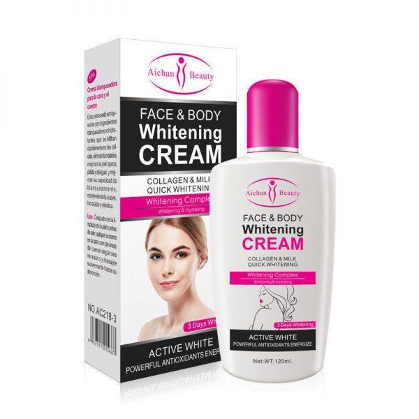Aichun Beauty body whitening cream No1 Lotion Face Body Skin 1