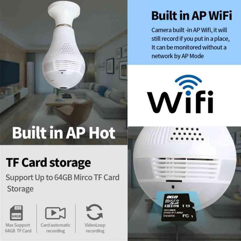 wifi bulb camera best price sri lanka