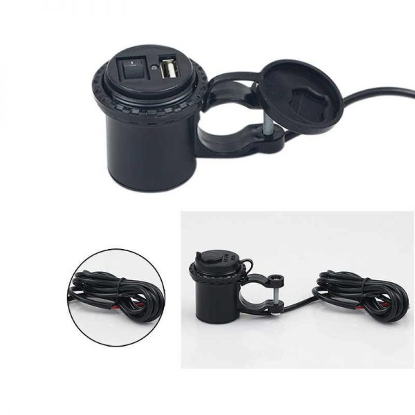 Bike USB Mobile Charger for Bikes 3 Wheel 1