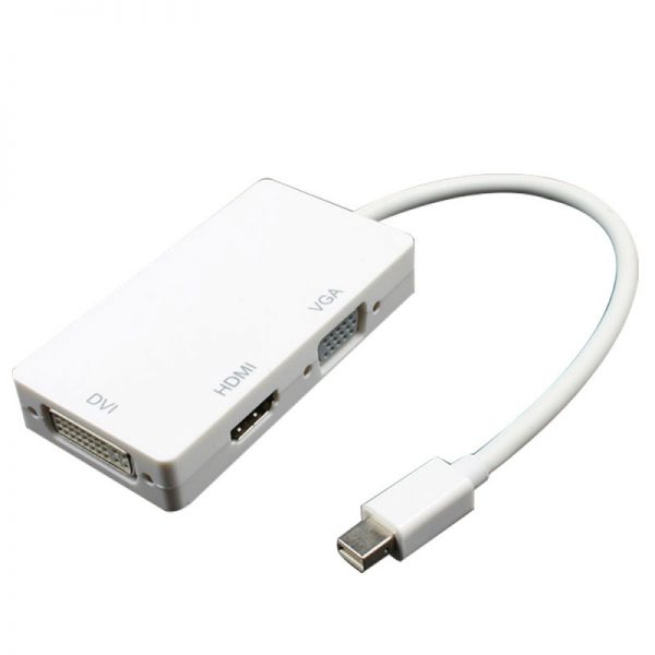 Mini DP DisplayPort To HDMI/DVI/VGA,mini display port to hdmi,mini display port to vga,mini display port to DVi
