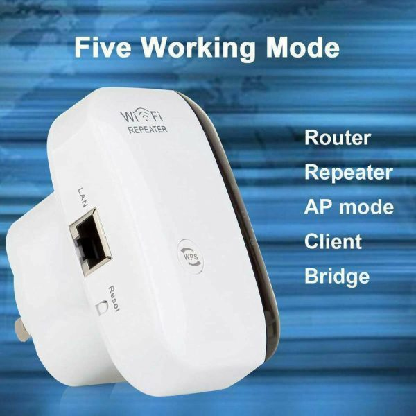 Networouter wifi repeater