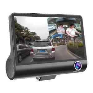3 Lens Car DVR