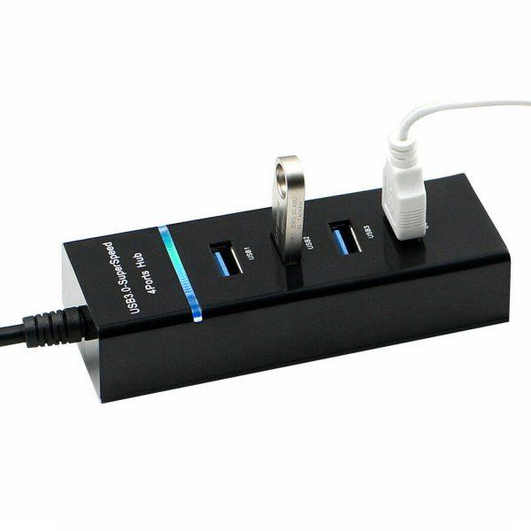 USB 3.0 Hub 4 port