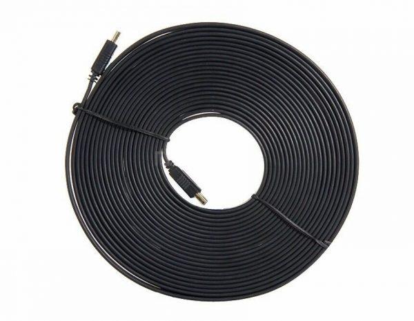 hdmi cables flat
