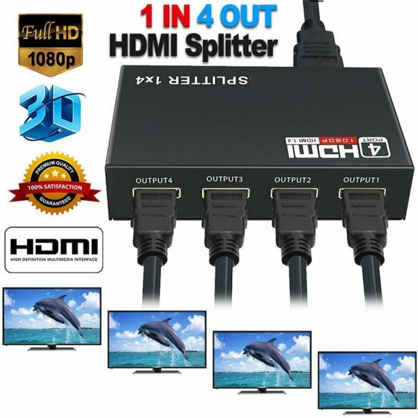 HDMI Splitters in Sri Lanka