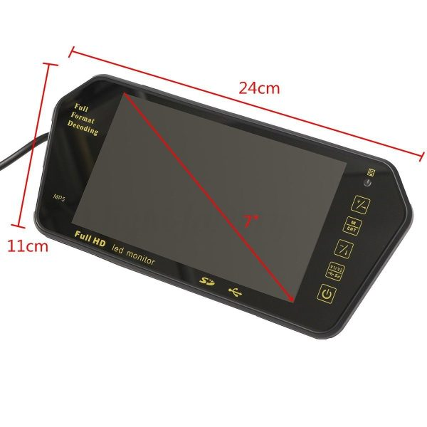 Parking Monitor LCD
