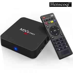 MXQ PRO 4K,android tv box