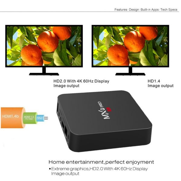 MXQ PRO 4K ,android tv box,new android tv box