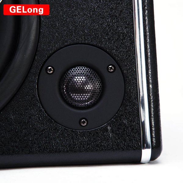 Gelong Speaker,three wheel subwoofer,