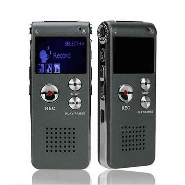 easy digital voice recorder