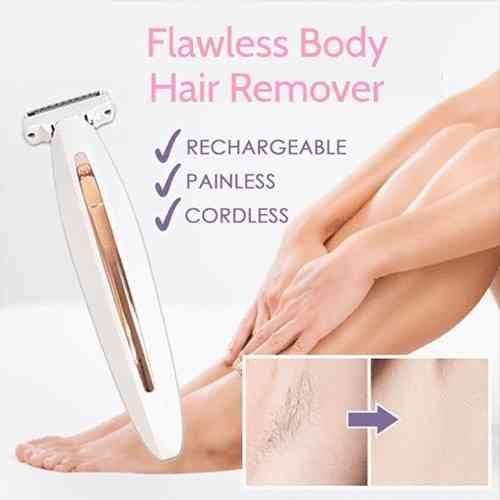 flawless body trimmer
