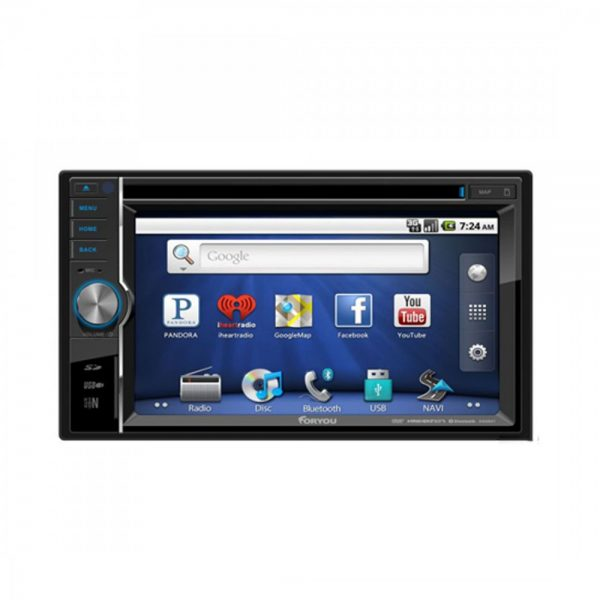 Android Car DVD Player with Bluetooth & Navigation 1