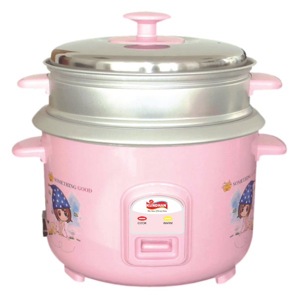 Kundhan Rice Cooker 2.8L (1.5KG) Electric Steamer 1