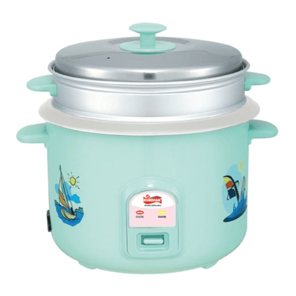 kundhan rice cookers green