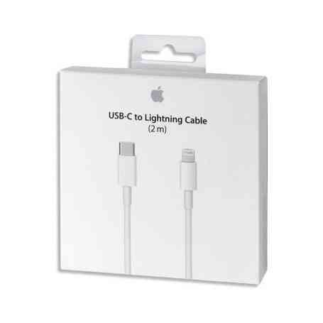 USB C to lightning 2m