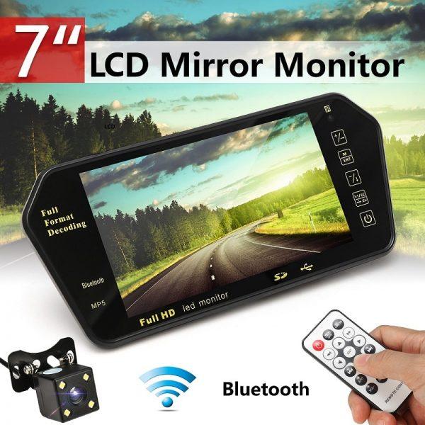 7 Car LCD Monitor