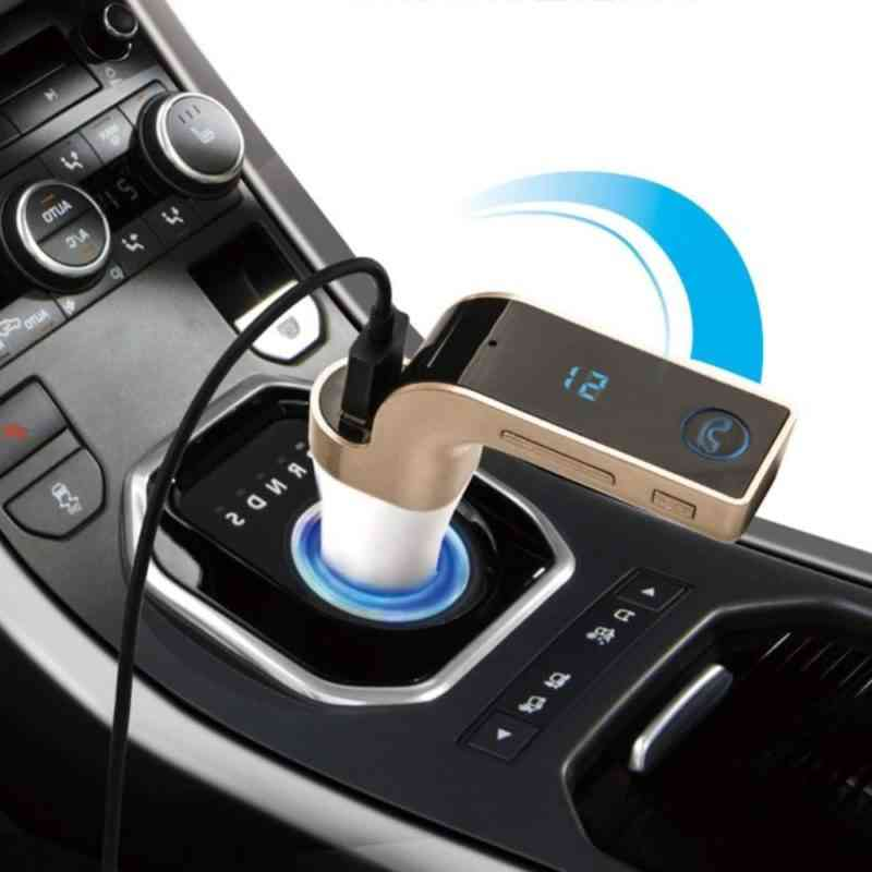 g7 bluetooth car fm transmitter