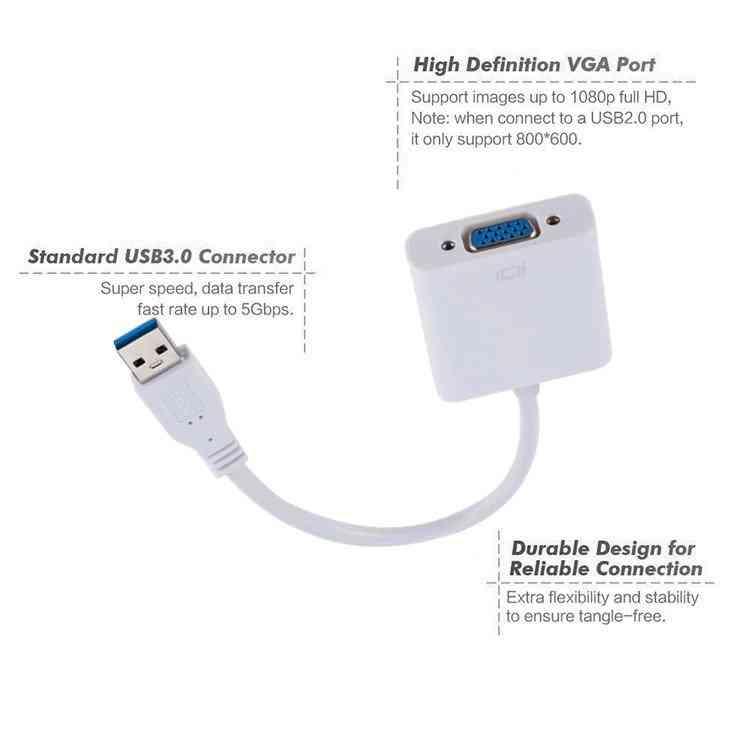 USB to VGA Converter