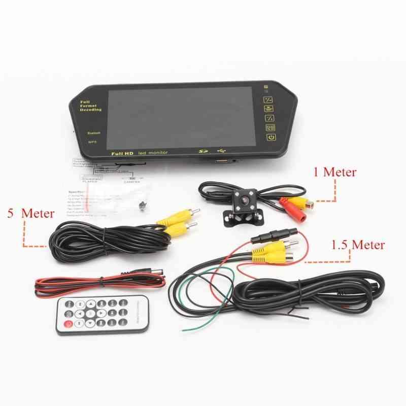 Car 7 Inch Monitor with Reversing Camera Sri Lanka