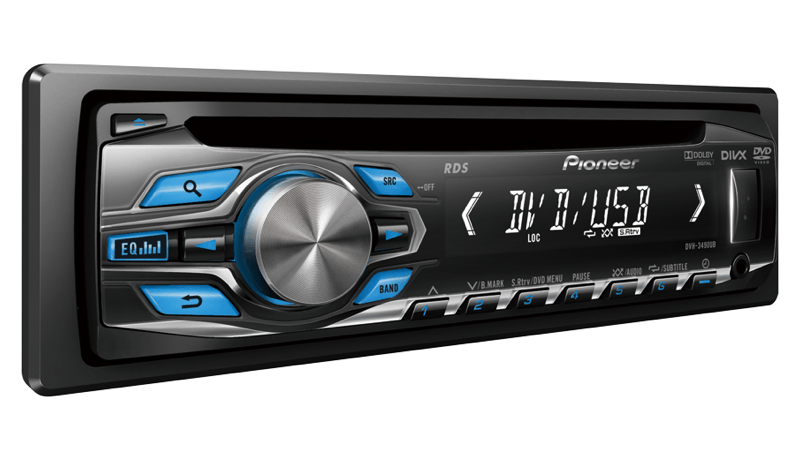 pioneer DVH-3490UB DVD Player sri lanka