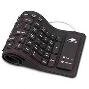 Waterproof USB Keyboard