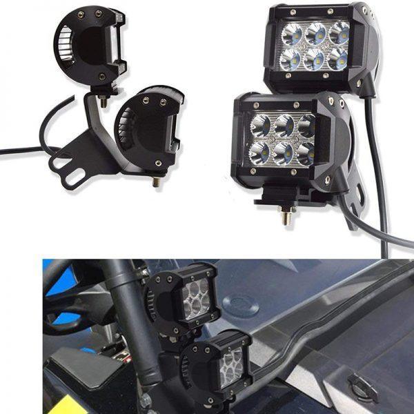 car bike led work light