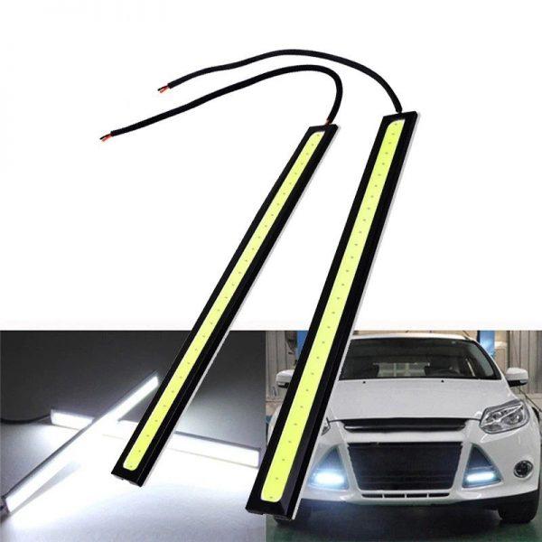 Power saving led running lights