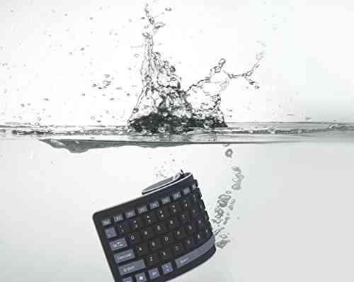 waterproof flexible keyboard