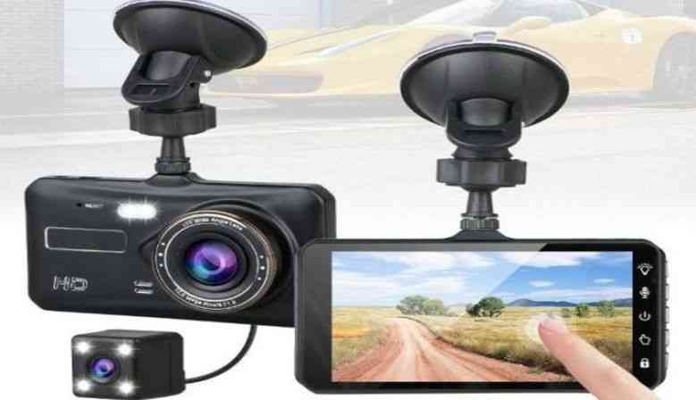 full touch new car camera