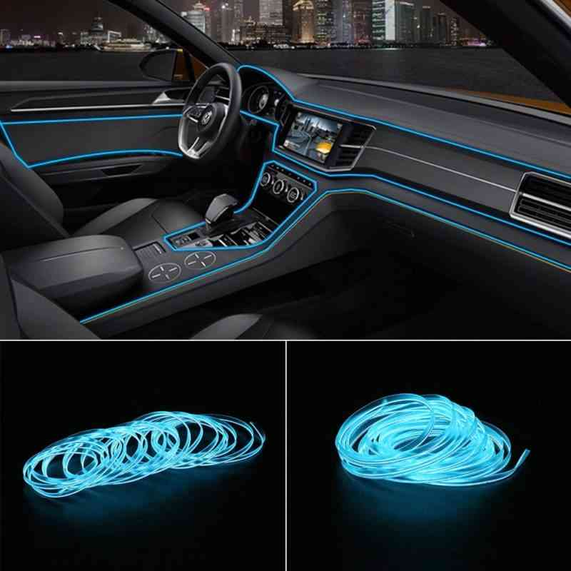 Car Interior Decoration Light