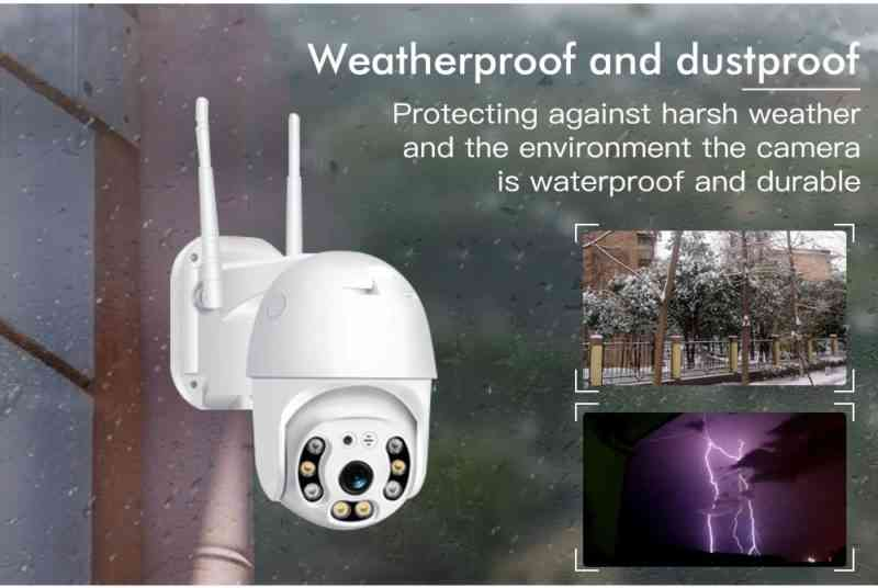 Wifi Security Camera Best Price Sri Lanka 2MP