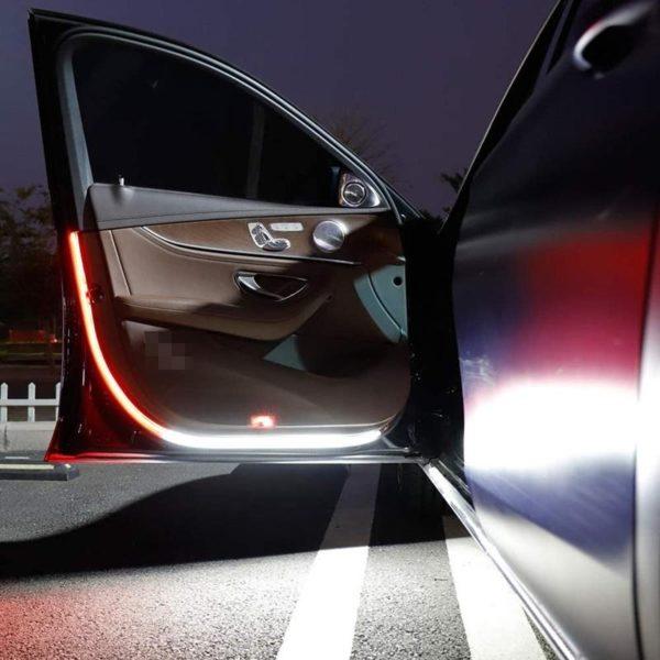 car door warning light strip
