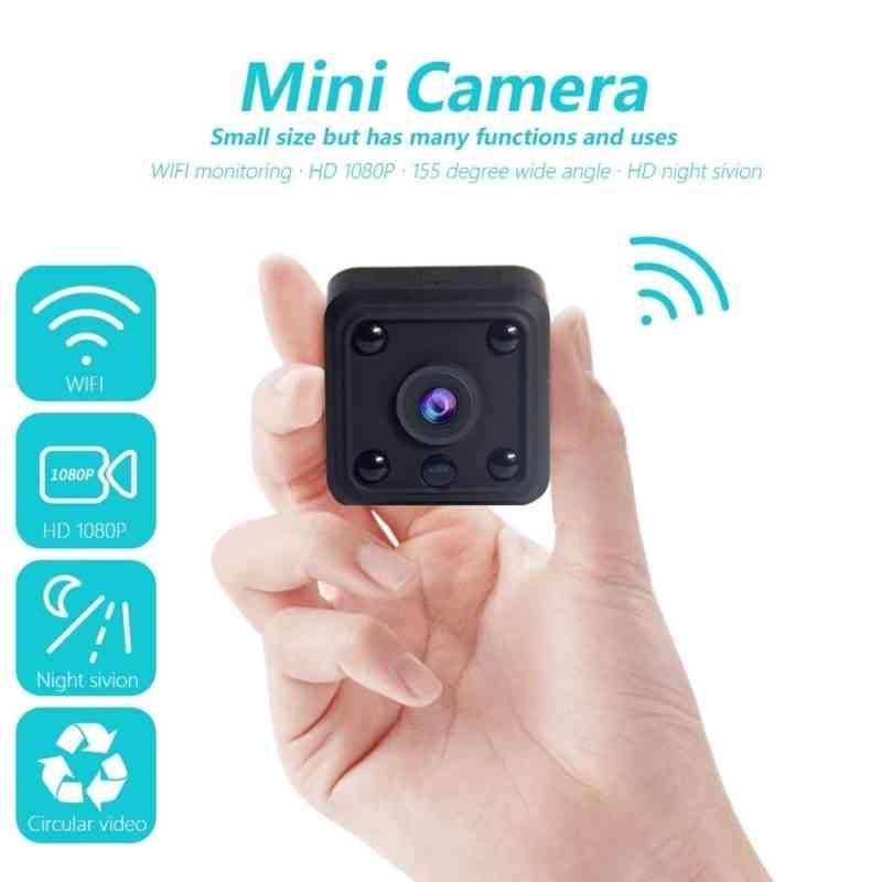 Battery Wifi Camera