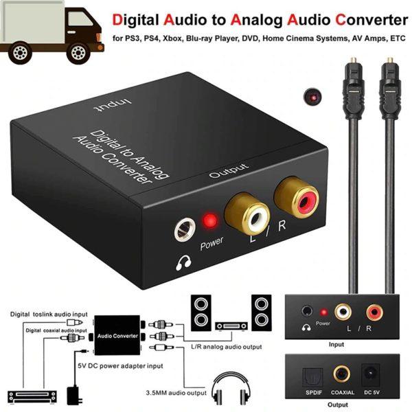 best analog to digital converter sri lanka