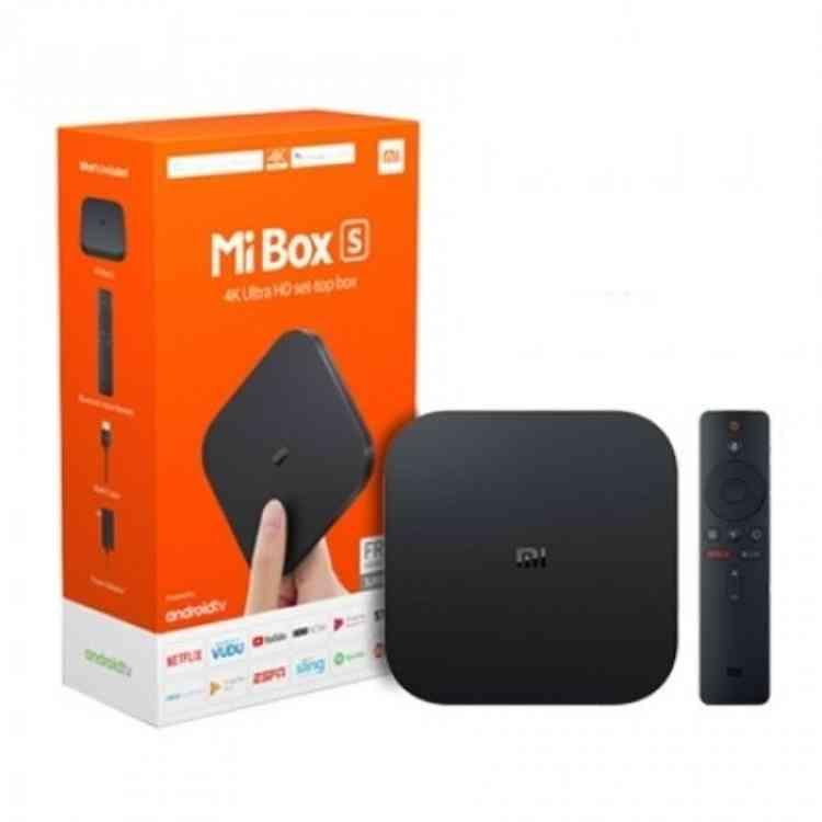 mi android tv box 4k