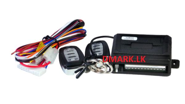 Car Key less door lock unlock entry system
