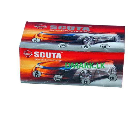 scuta car door lock unlock entry system