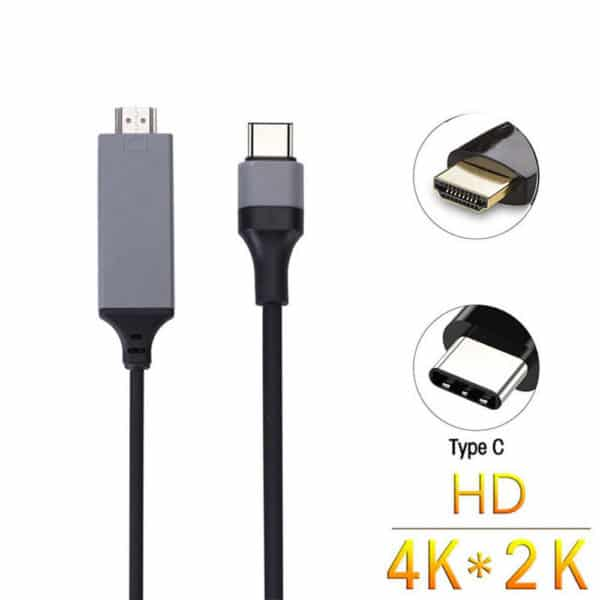 type c to hdmi adapter