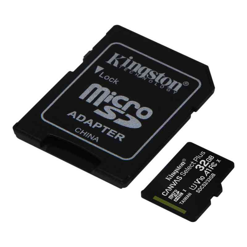 Genuine Kingston 32 GB Memory Cards