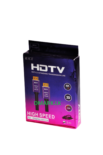 High Quality HDMI Cable with 4K