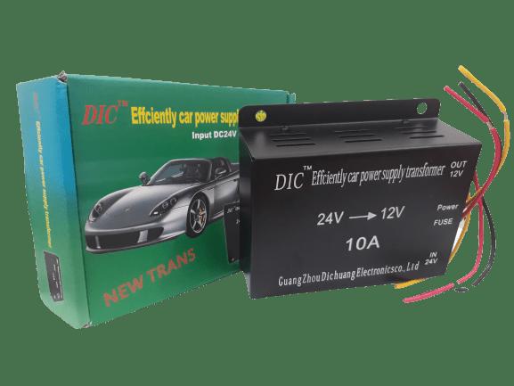 car power supply transformer