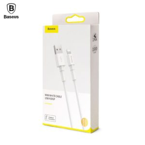 Baseus Mini White Cable USB for IP