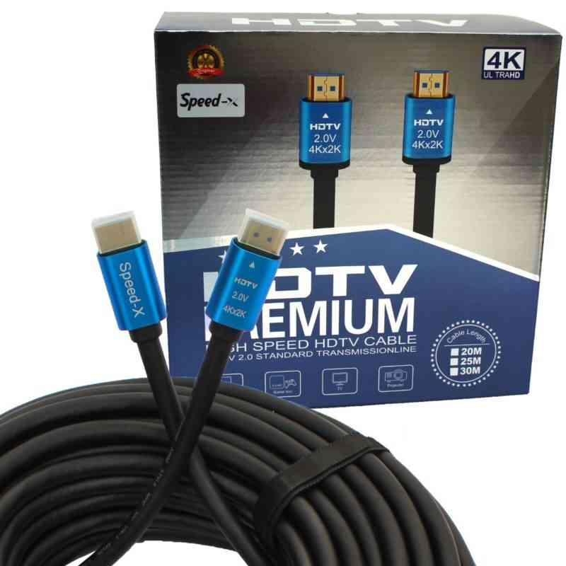 gold plated premium hdmi cable 10m