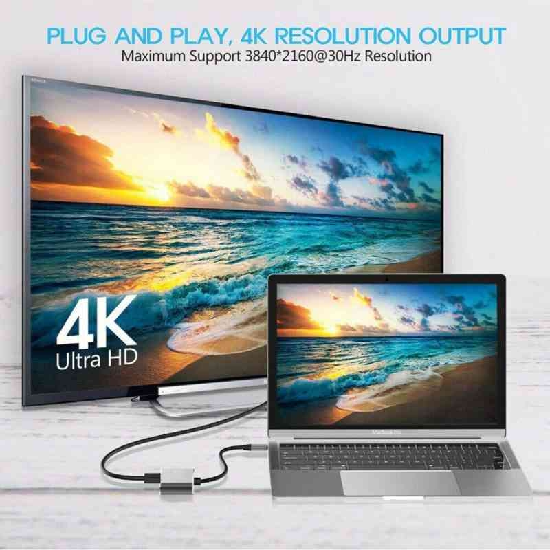 4K USB C to HDMI Converter Best Price Sri Lanka